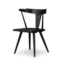 Load image into Gallery viewer, Raymond Dining Chair (Black Oak)