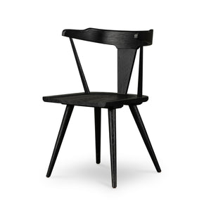 Raymond Dining Chair (Black Oak)