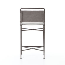 Load image into Gallery viewer, Winona Counter/Bar Stool (Stonewash Grey)