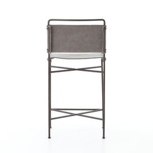 Winona Counter/Bar Stool (Stonewash Grey)