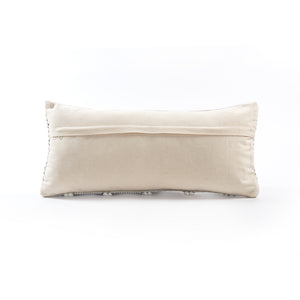 Tufted Stitch Diamond Pillows, S/2