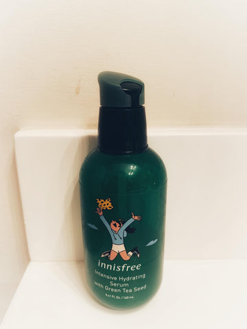 Innisfree Intensive Hydrating Serum with Green Tea Seed