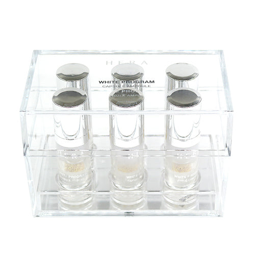 White Program Capsule Ampoule 7.7g*6