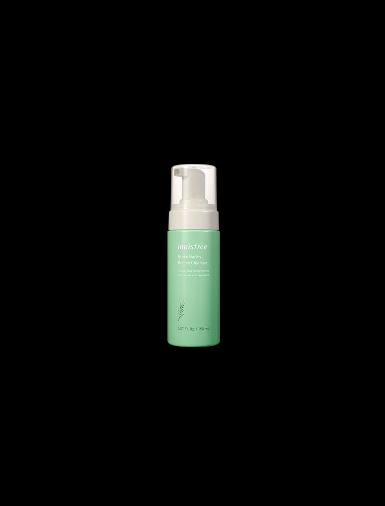 Green Barley Bubble Cleanser 150ml