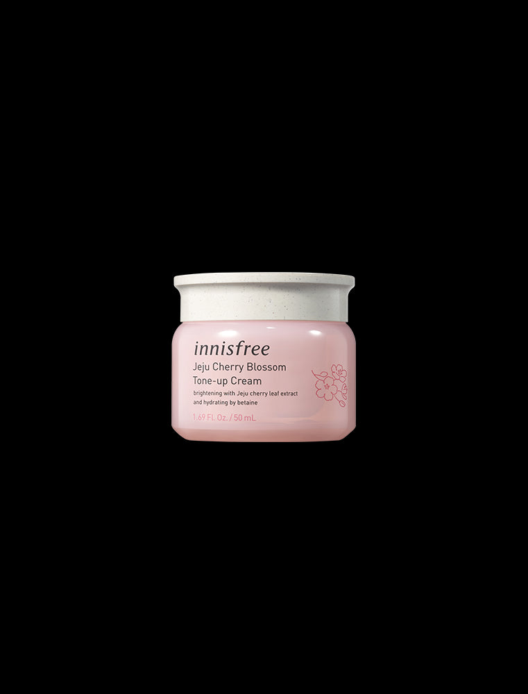 Jeju Cherry Blossom Tone Up Cream 50ml