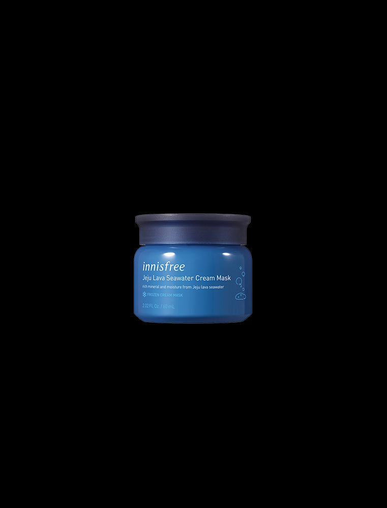 Jeju Lava Seawater Cream Mask 60ml