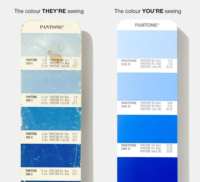 Why and When to Update Your Pantone Guides & Books