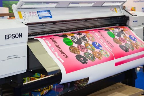 Wide Format Digital Printing Glossary – Ink & Print