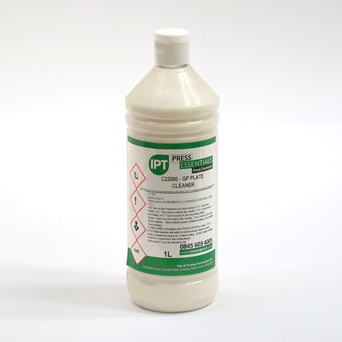 IPT GP Offset Plate Cleaner for Offset Printers