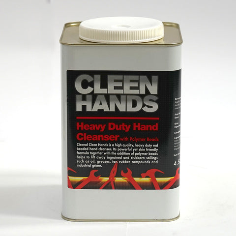 Clean Hands Red