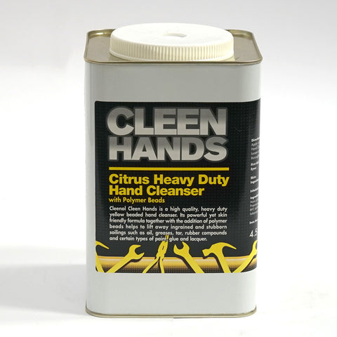 Clean Hands Yellow