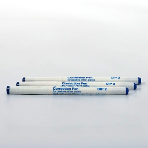 Deletion & Correction Pens (Medium & Broad)