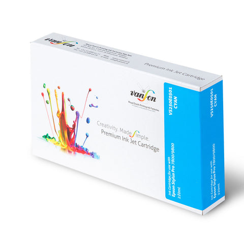 Ink Cartridge For Epson Pro 7800 Printer