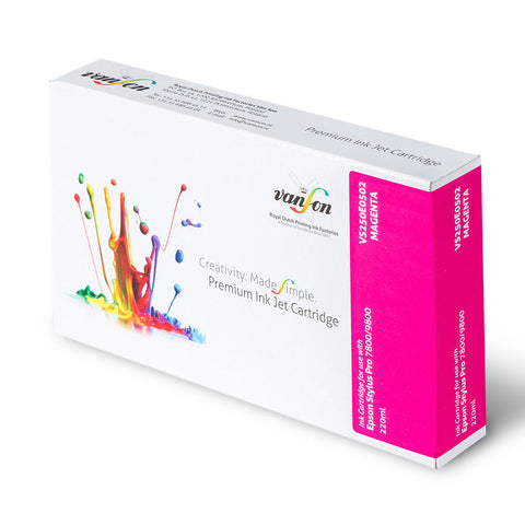 Van Son Wide Format Digital Ink for Epson Pro 7880