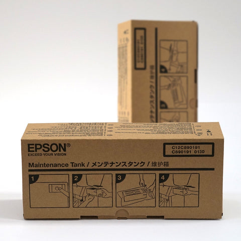 Genuine Epson Stylus C12C890191 Maintenance Box