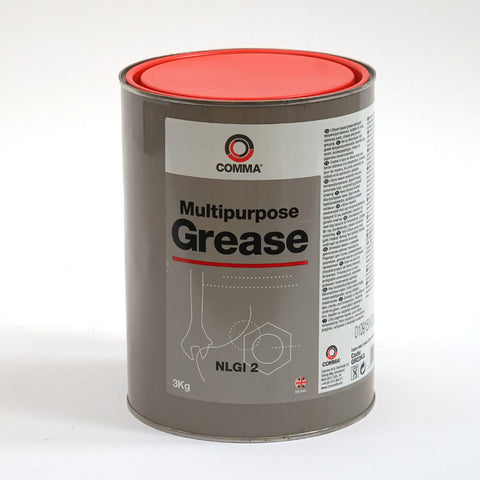 Multi Purpose Grease NLGI 2 for Offset Printers