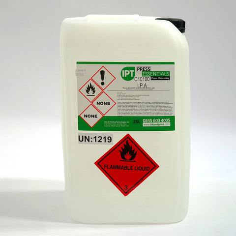 IPT Isopropyl Alcohol