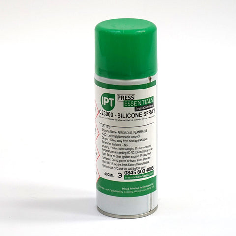 IPT Silicone Lubricant Spray for Offset Printers