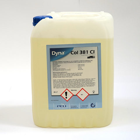 PCO DynaCol Fount 381Ci - Reduced IPA - ISEGA Approved