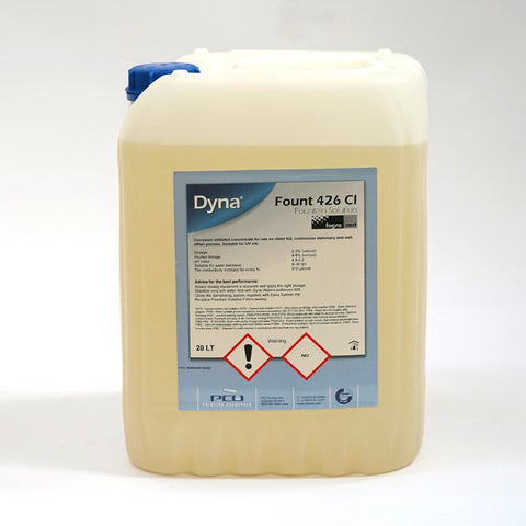PCO Dyna Fount 426Ci - Fogra & ISEGA Certificated