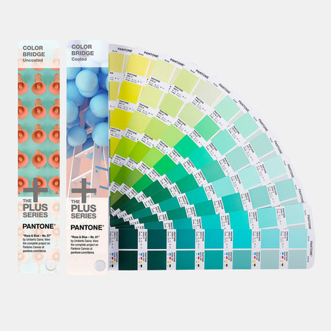 Pantone Colourbridge Guide Set GP6102N(Coated/Uncoated)