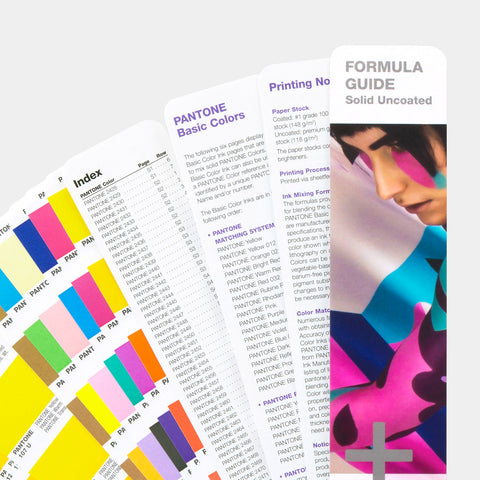 Pantone Formula Guide GP1601N (Coated/Uncoated)