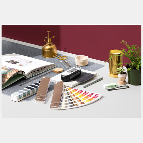 Pantone CAPSURE and Fashion, Home + Interiors colour Guide