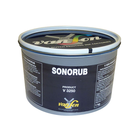 Van Son SonoRub Paste (Improves Rub Resistance)