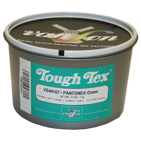 Van Son Tough Tex Pantone Ink