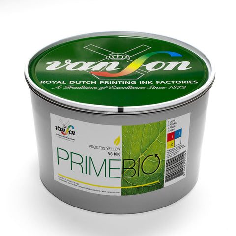 Van Son Prime Bio 4-Colour Offset Process Printing Ink (Eco)