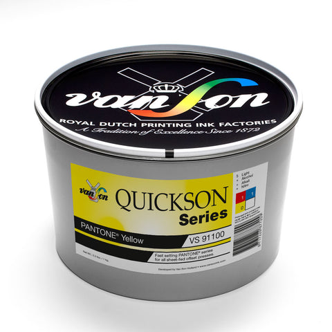 Pantone Colour Offset Printing Inks