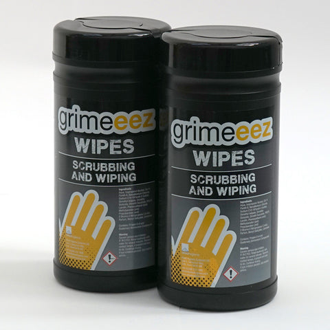 Grimeez Impregnated Hand Wipes