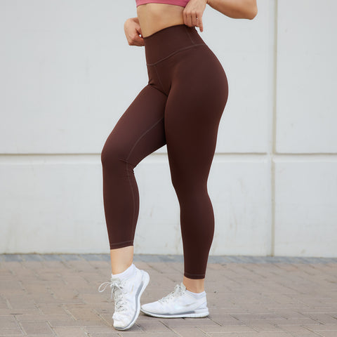 Elite Leggings in Cocoa