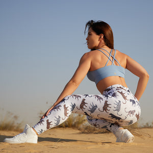Elevate Leggings in Tigress