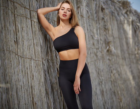 Maeya Clothing Luxury Sports Bra and Leggings