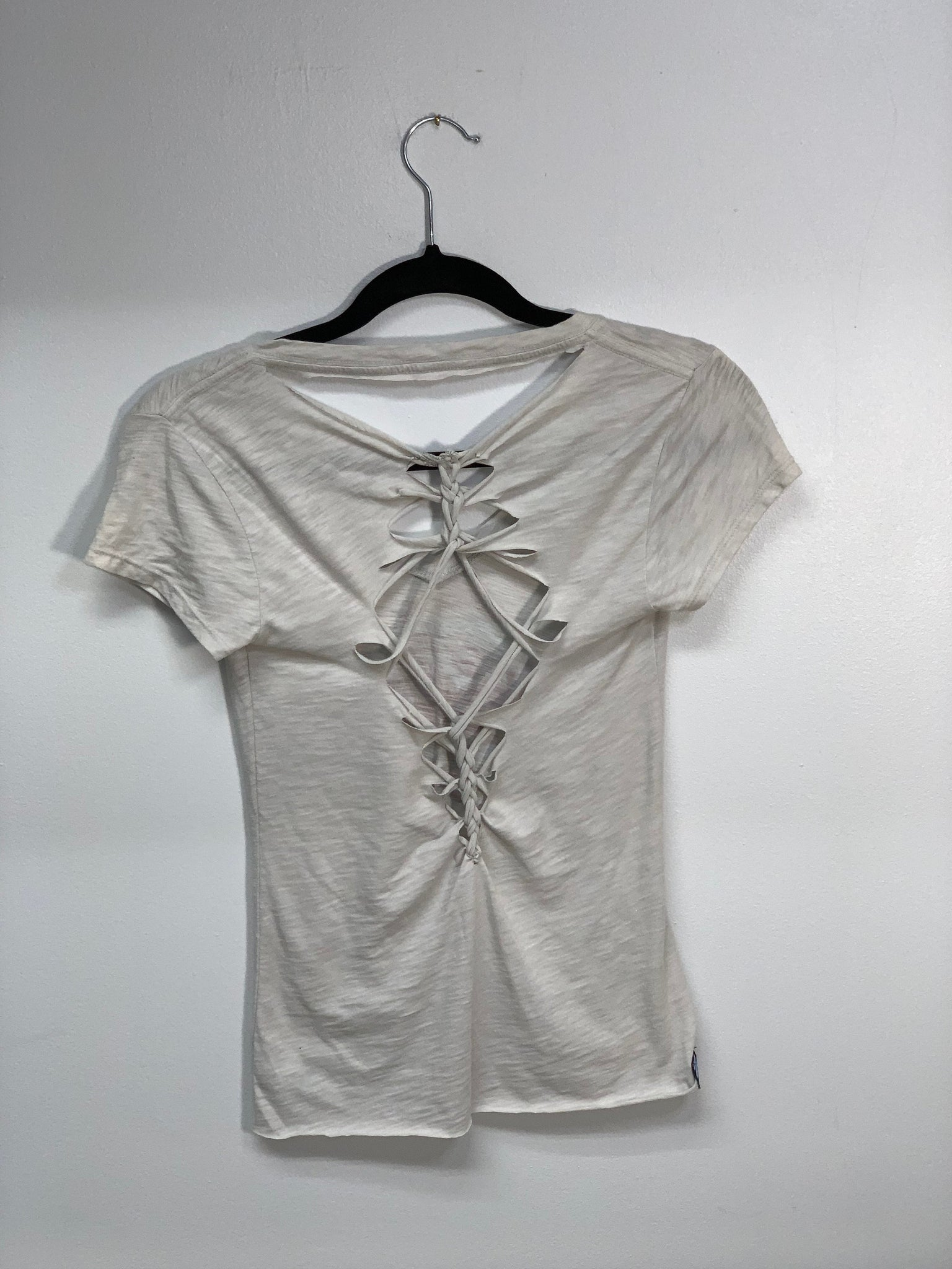 Taylor Swift Fan Girl Shirt Cut Up by Sniptease Size S