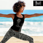Namaste Fitted Tank Top