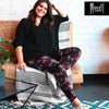 ArtStrokes Plus Size Leggings