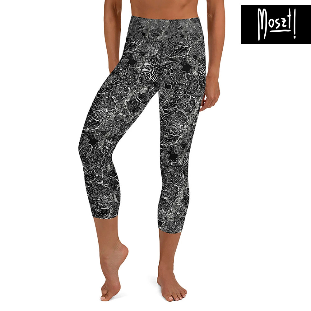 Namaste Yoga Capri Leggings