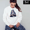 Lotus Athletic Sweatshirt