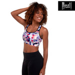 Nebula Padded Sports Top
