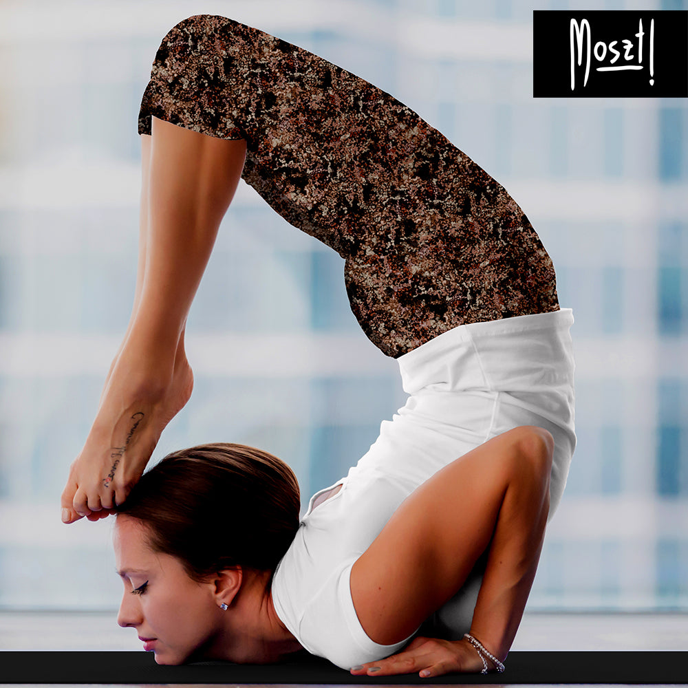 MoonShine Yoga Capri Leggings