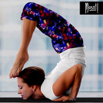 Nebula Yoga Capri Leggings