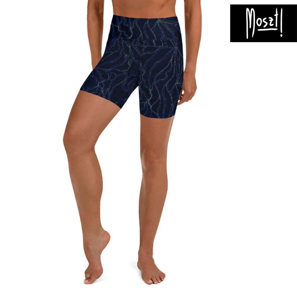 Lotus Yoga Shorts
