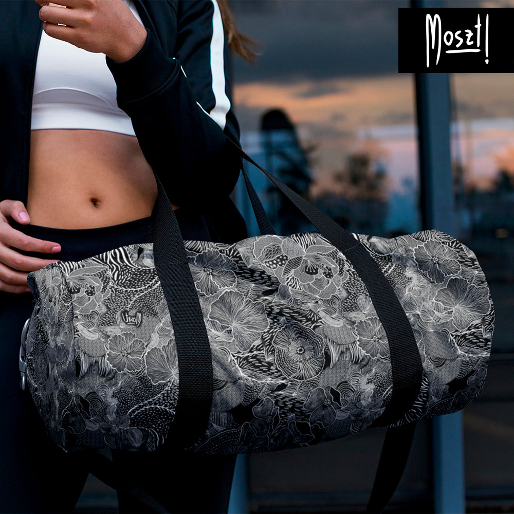 Luxury Namaste Duffle Bag - Women's Duffle Bag | Moszt Yoga