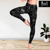 Namaste Yoga Leggings - Best Yoga Leggings UK | Moszt Yoga