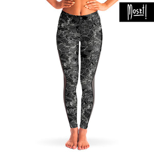 Namaste Mesh pocket Leggings
