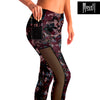 ArtStrokes Mesh Pocket Leggings