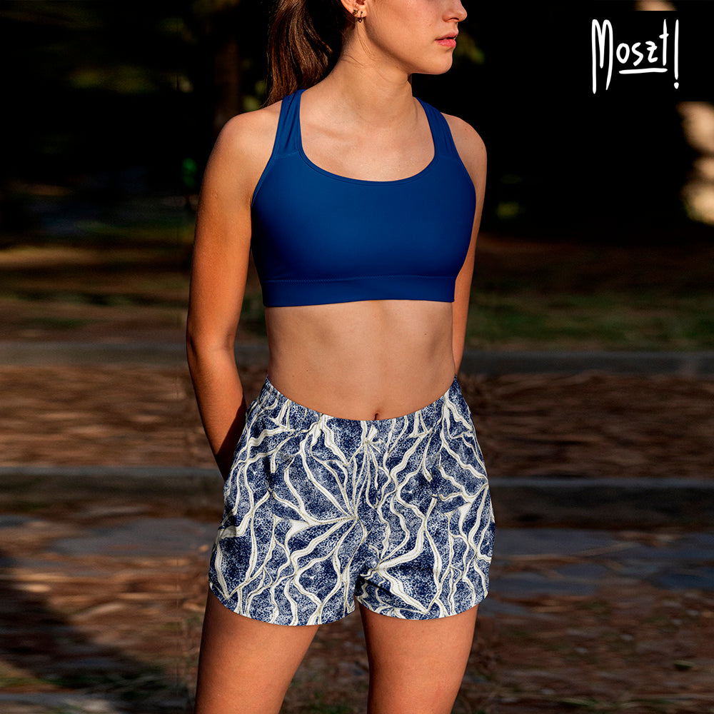 Lotus Athletic  Shorts