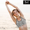 Namaste Sports Top - Best Women's Sports Bra | Moszt Yoga